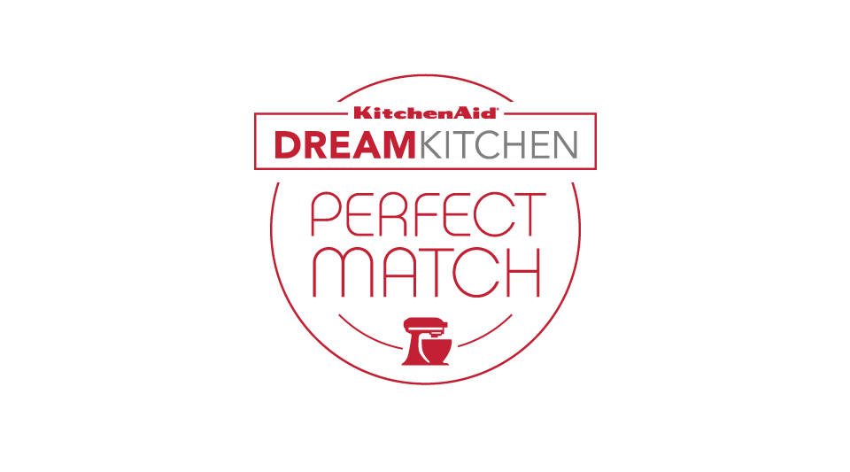 Kitchen Aid Dream Kitchen Badge